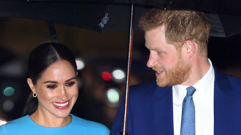 Still Complaining About Harry And Meghan? They're Not The Problem
