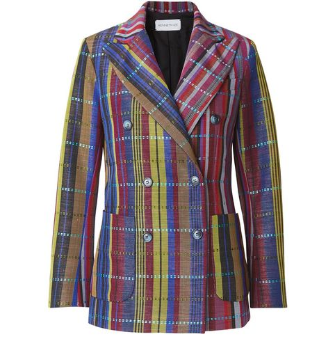Kenneth Ize, Wole Crossed Jacket, £940