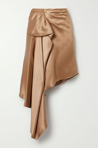 Cushnie, Asymmetric Draped Skirt, £860