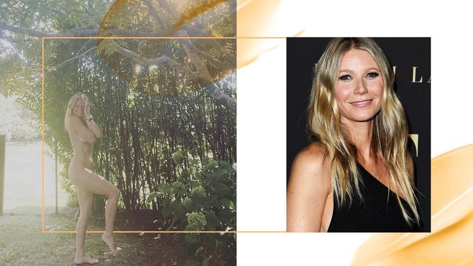 Gwyneth Paltrow, 48, sparks frenzy with totally naked snap