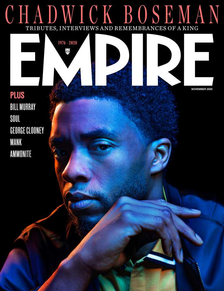 Empire November 2020 – Chadwick Boseman cover