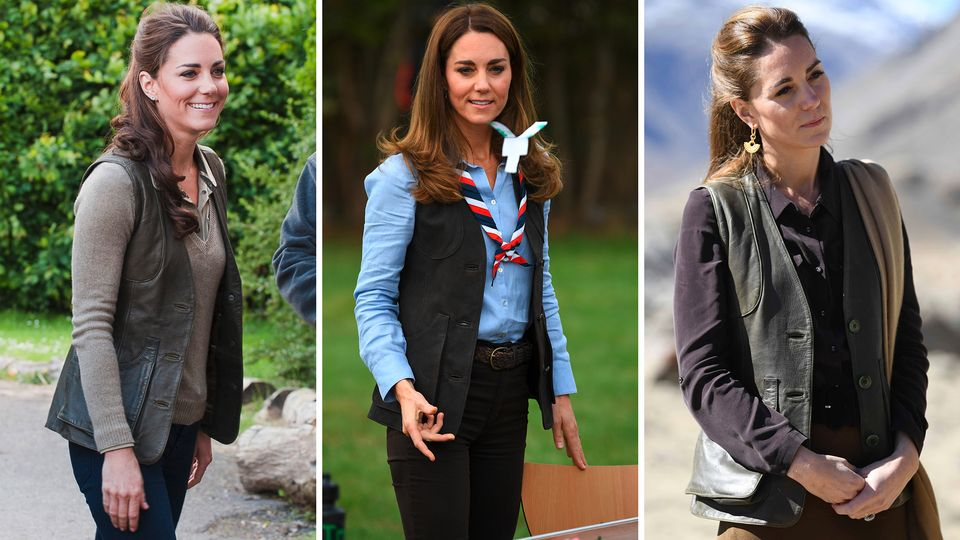 Kate Middleton Has Recycled These Outfits More Than Anything Else In Her Wardrobe