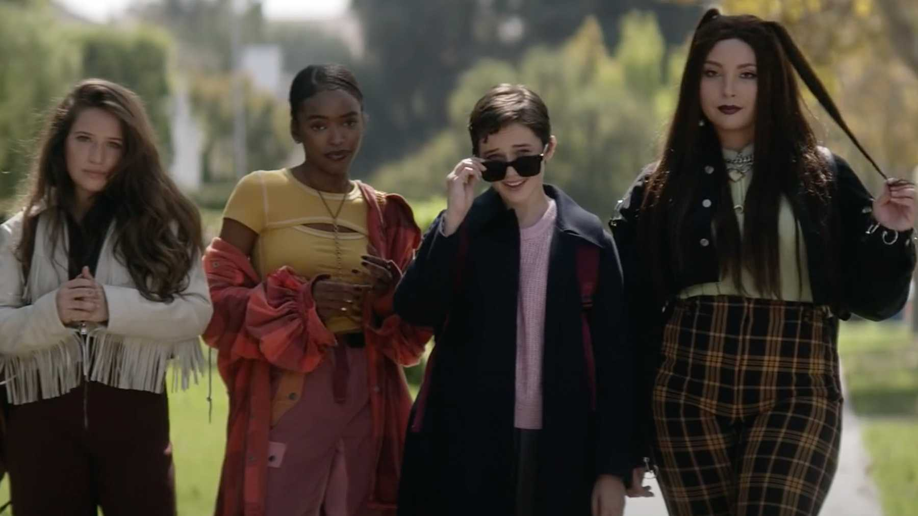 The Craft: Legacy Trailer Conjures A New Coven For Blumhouse Sequel |  Movies | Empire