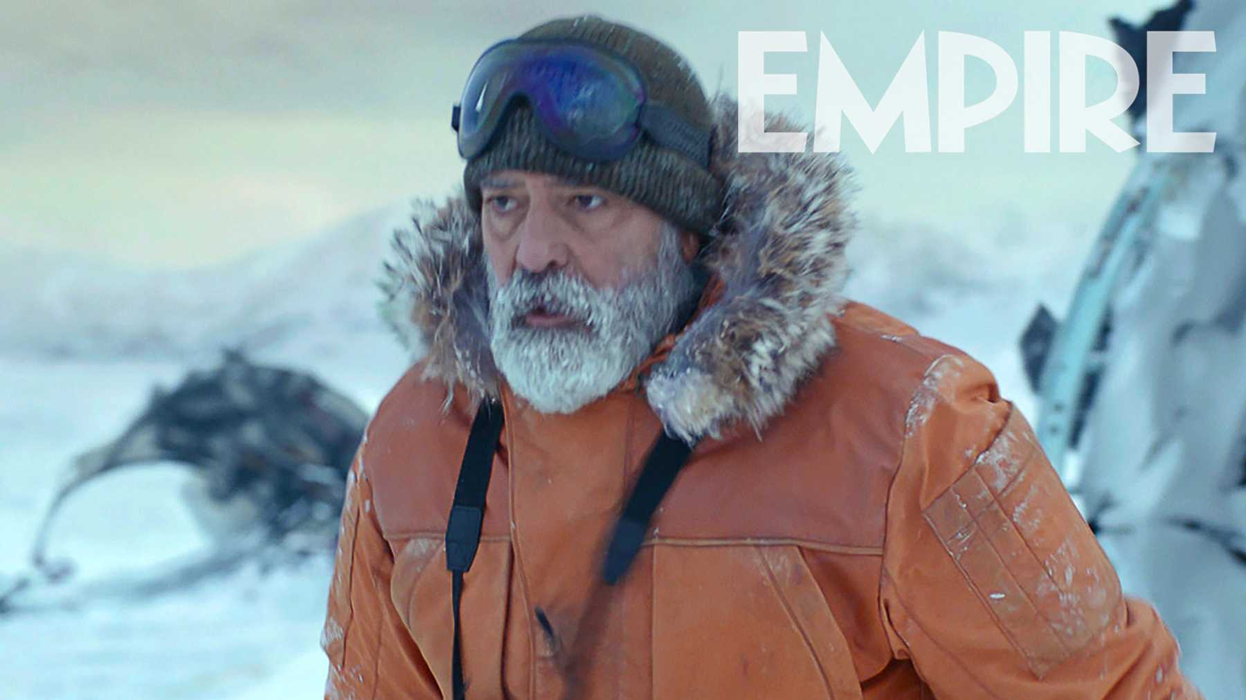 The Midnight Sky: George Clooney On The Timeliness Of His Apocalyptic Sci-Fi – Exclusive Image Midnight-sky-excl-crop