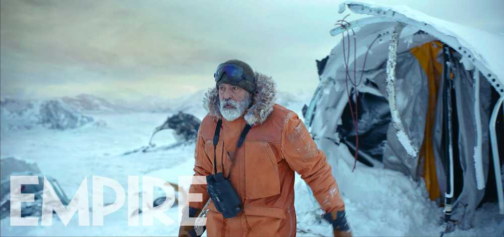 The Midnight Sky: George Clooney On The Timeliness Of His Apocalyptic Sci-Fi – Exclusive Image Midnight-sky-excl