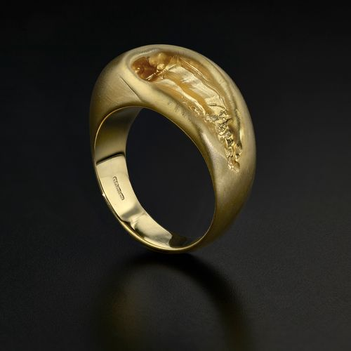 Emefa Cole, Tube Ring, £800