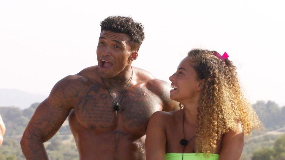 Michael Griffiths reveals true feelings for ex Amber Gill