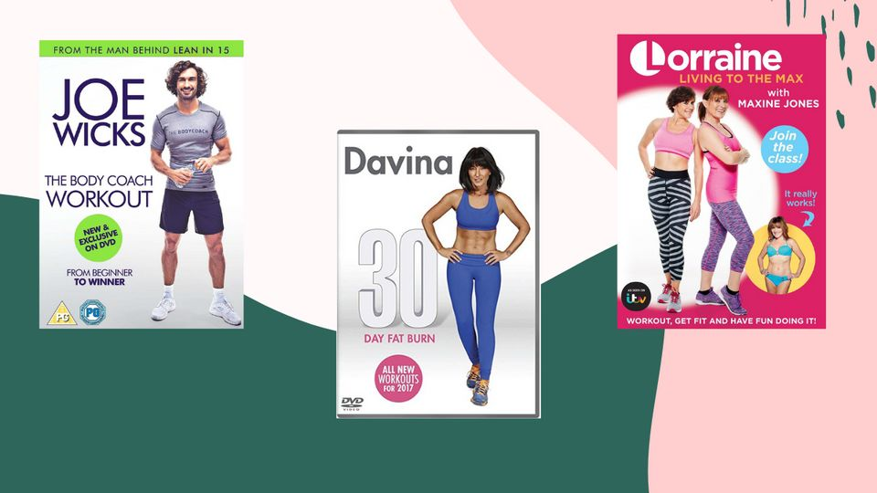 The Best Fitness Dvds To Keep You Exercising At Home Wellbeing Yours