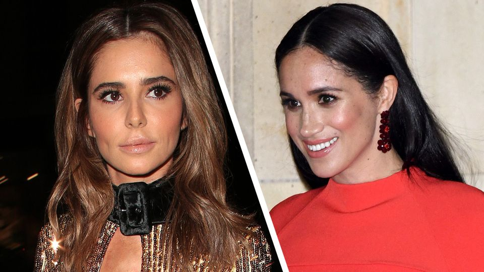 Why worried Cheryl fears Meghan Markle could threaten her future
