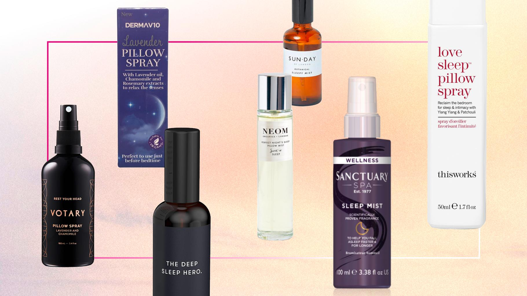The very best pillow sprays to