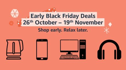 Last Chance Amazon S 2020 Early Black Friday Sale Has Landed Tech What S The Best