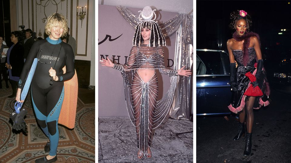 Famous Celebrity Halloween Costumes: See The Most Amazing Looks Throughout The Decades