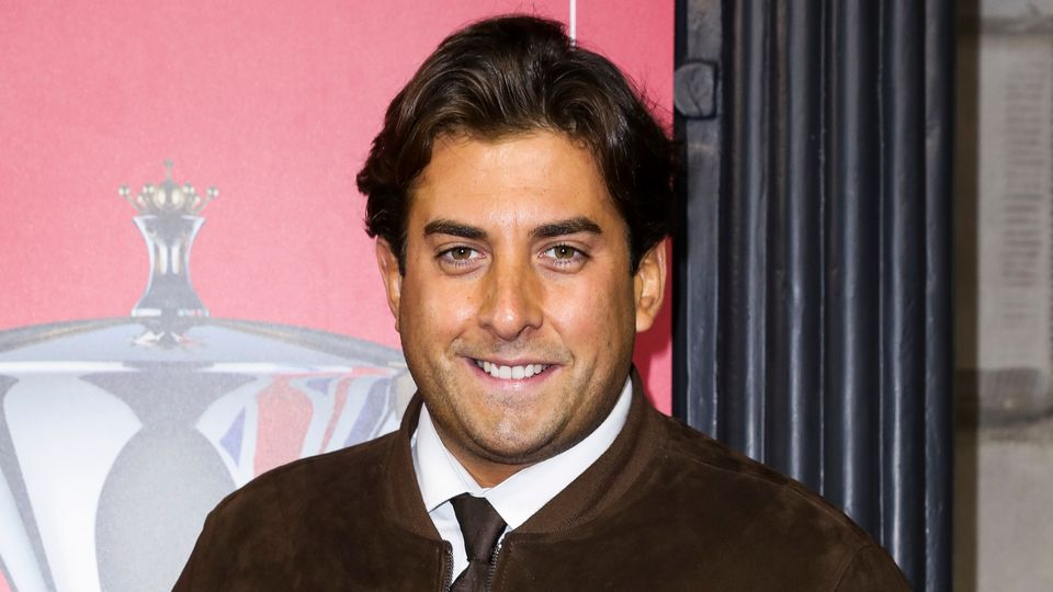 James Argent vows to 'get fit or die trying' following second drug overdose
