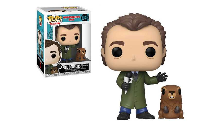 Groundhog Day Phil Conners Funko Pop, £9.99