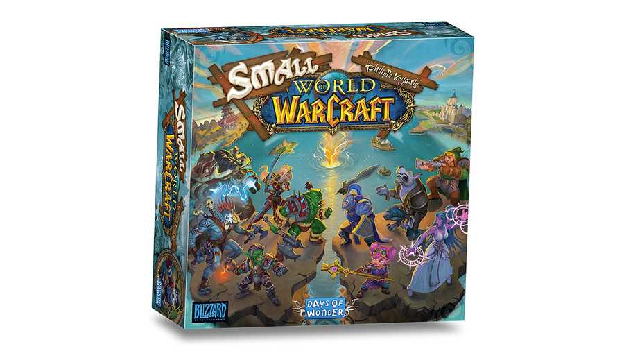 Small World – World of Warcraft, £54.99