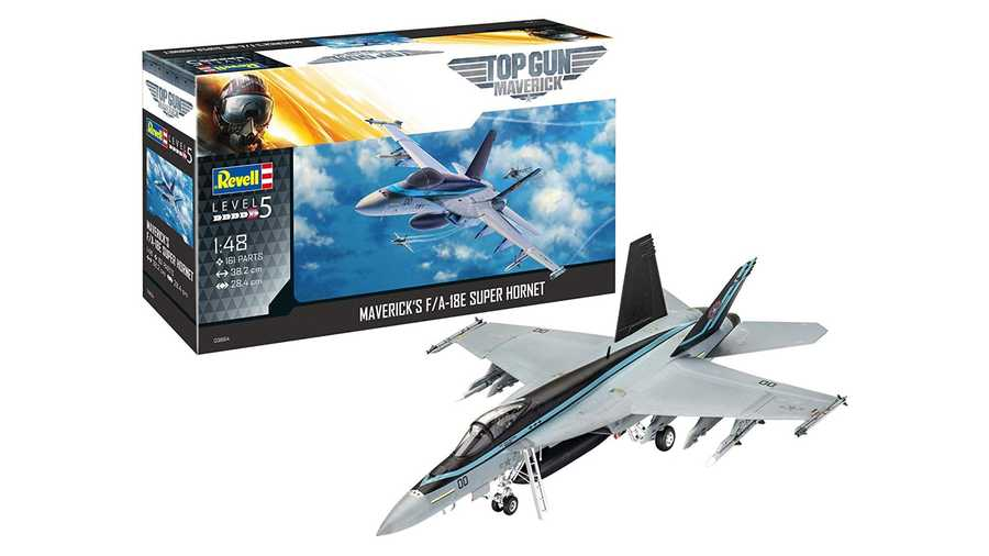 Top Gun: Maverick F/A-18E Super Hornet, £24.49