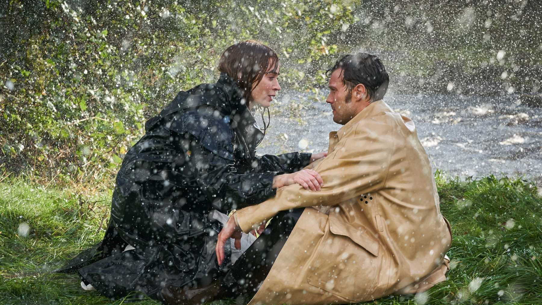 Wild Mountain Thyme Emily Blunt And Jamie Dornan Spar In The First Trailer Movies Empire