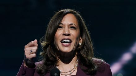 Thanks To Kamala Harris Pearls Have Gone From Conservative To Cool Grazia