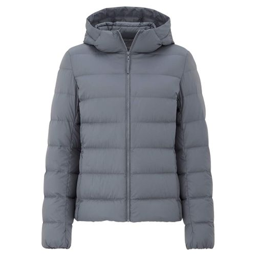 Uniqlo, Ultra Light Down Hooded Parka, £69.90