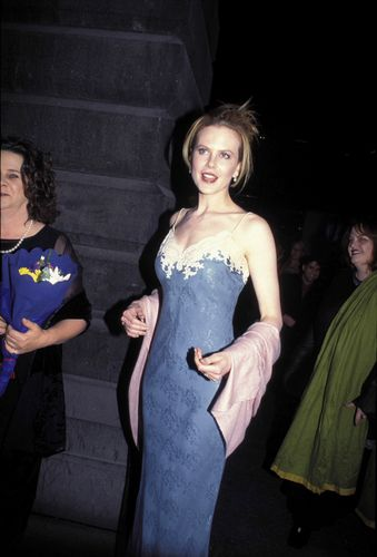 Everyone's Talking About Nicole Kidman's Style In The ...