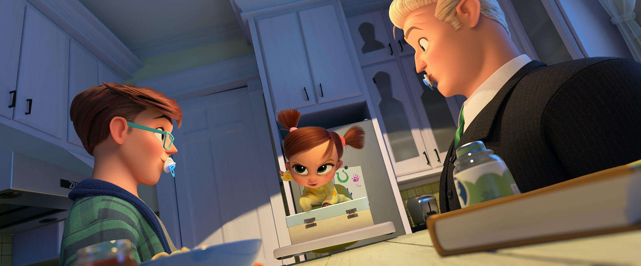 The Boss Baby 2: Family Business Reveals A First Trailer | Movies | Empire