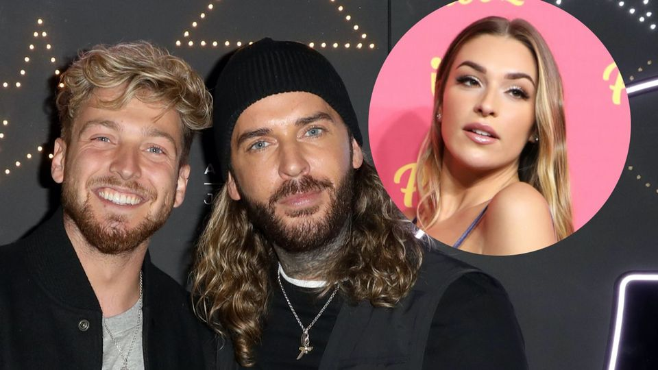 EXCLUSIVE: Pete Wicks tells Sam Thompson to 'shut the f*** up and get on with it' following Zara split