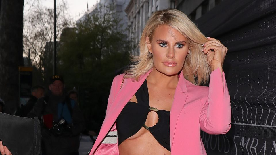 TOWIE's Danielle Armstrong 'breaks lockdown rules at boozy party'