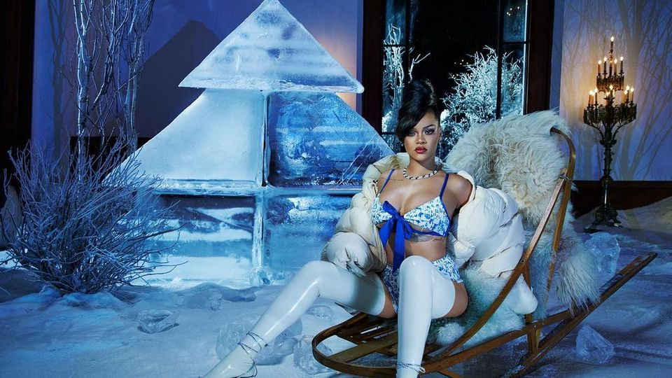 Savage X Fenty's Holiday Campaign Has Just Landed And Is As Fabulous As You Might Imagine