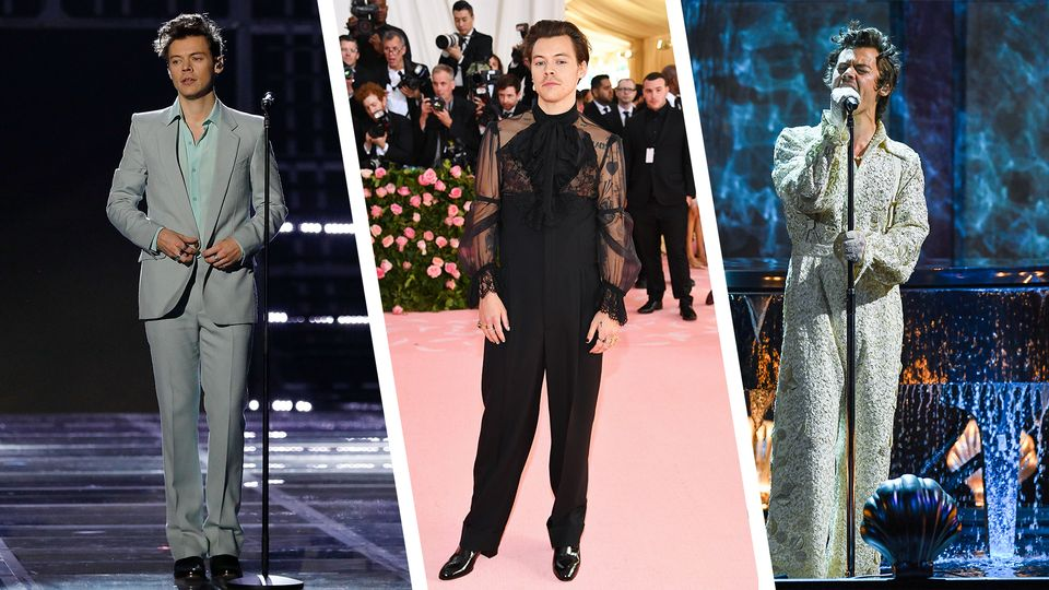 Harry Styles' most ICONIC outfits