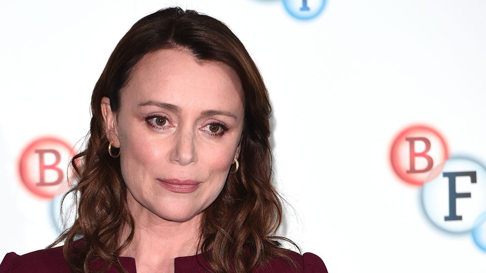 At The End Of The Day: Keeley Hawes