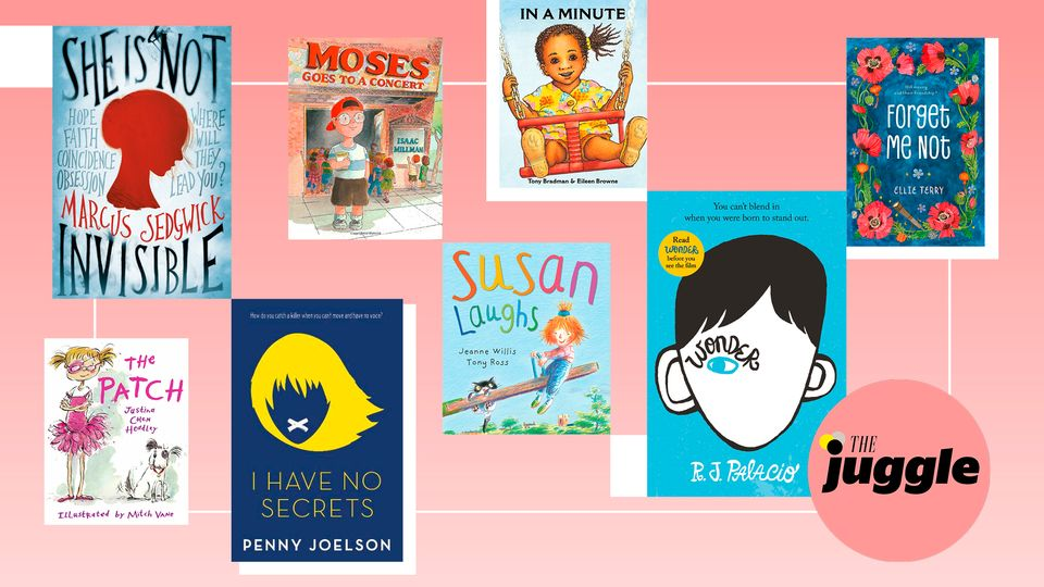 13 Books To Buy Your Child If You're Trying To Teach Them About Disabilities