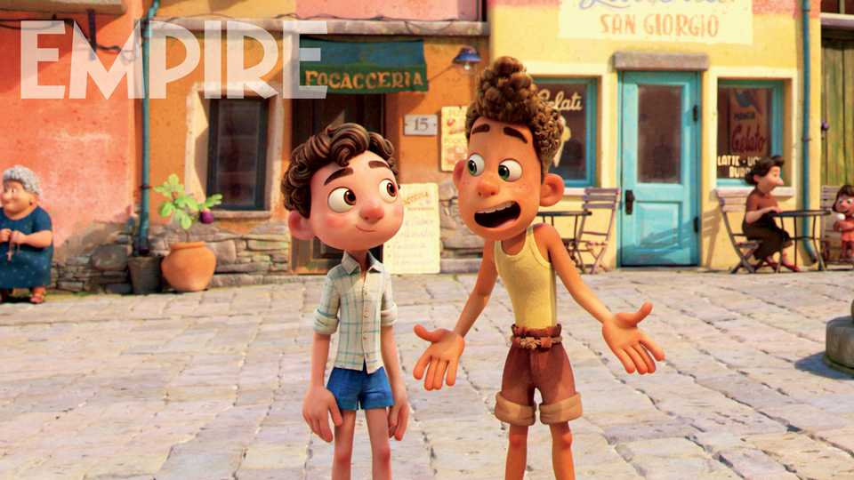 Luca: The Inspiration Behind Pixar's Mythical Coming-Of-Age Adventure – Exclusive Image