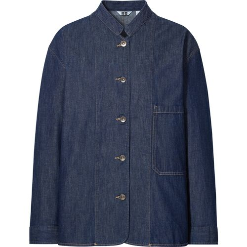 Uniqlo, Lightweight Denim Coverall, £34.90