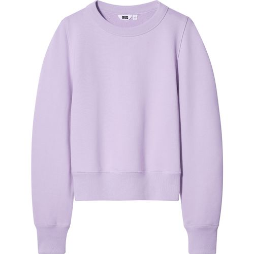 Uniqlo, Crew-Neck Long-Sleeved Sweatshirt, £24.90