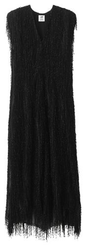 Black Fringed Dress, £99.99