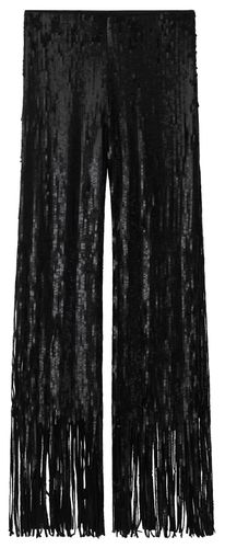 Fringed Sequin Trousers, £99.99