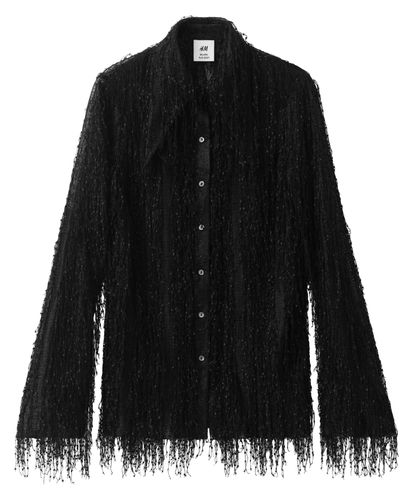 Fringed Shirt, £69.99