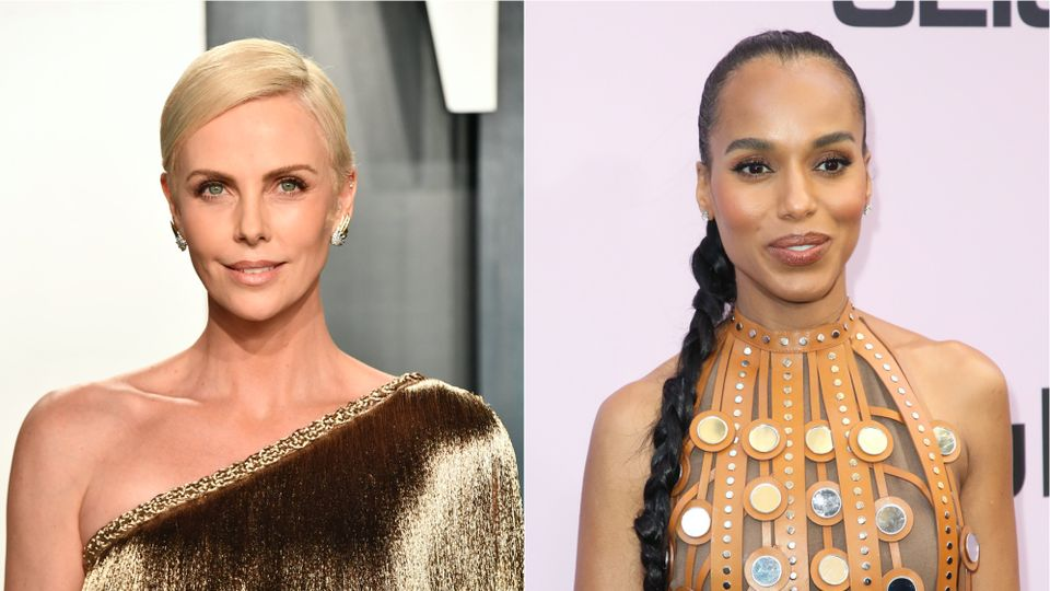 Charlize Theron And Kerry Washington Join The School For Good And Evil