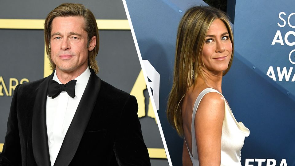 How Jennifer Aniston's new man healed her heartache over Brad Pitt