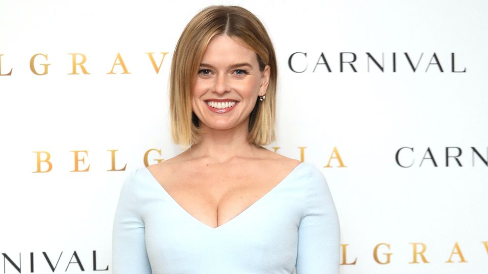Alice Eve Starring In Horror Pic The Queen Mary