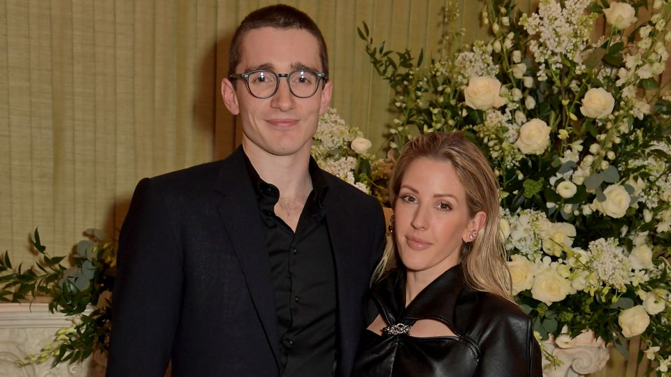 Who is Caspar Jopling, Ellie Goudling's husband?