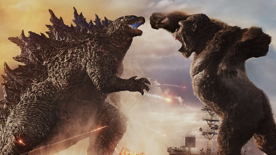 Godzilla Vs Kong Review | Movie - Empire