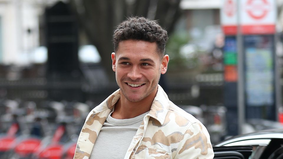 Love Island's Callum Jones unveils transformation and looks just like Coronation Street's Lloyd