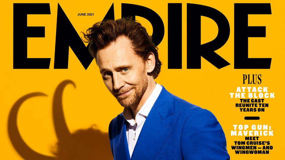 Empire Issue Preview: Tom Hiddleston, Ray Fisher, Army Of The Dead, Attack The Block Turns 10, George A Romero