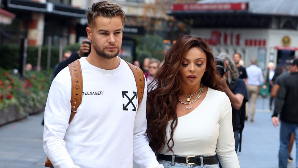 Chris Hughes says his life was a 'sh*tstorm' after Jesy Nelson split