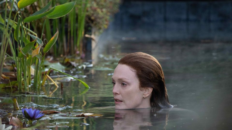 First Look At Julianne Moore In Stephen King's Lisey's Story