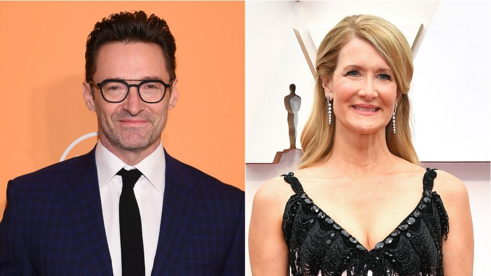 Hugh Jackman And Laura Dern Starring In The Son