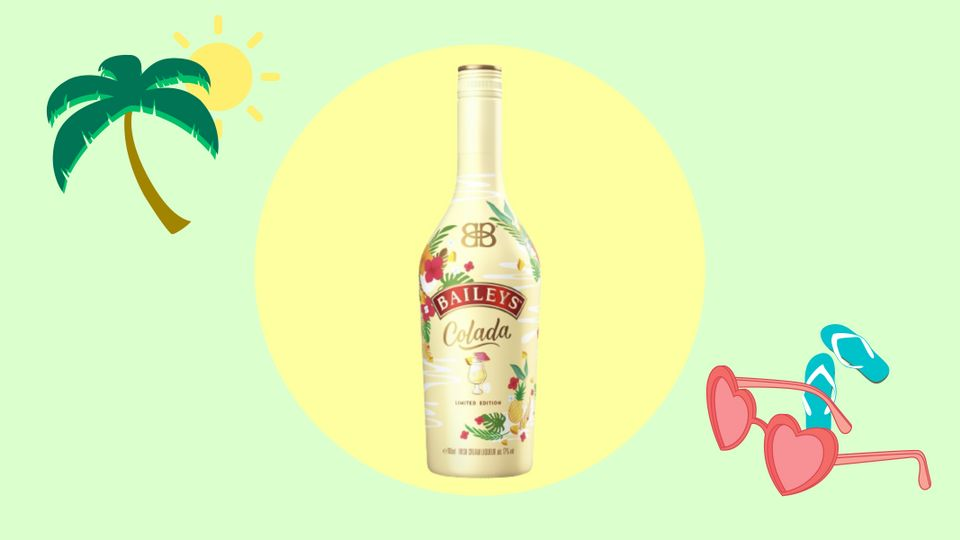 You can now buy Bailey's Colada and it tastes exactly like holiday