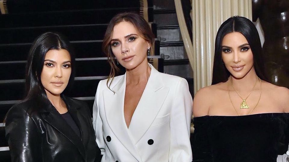 Victoria Beckham And Kim Kardashian: Everything You Need To Know About Their A List Friendship