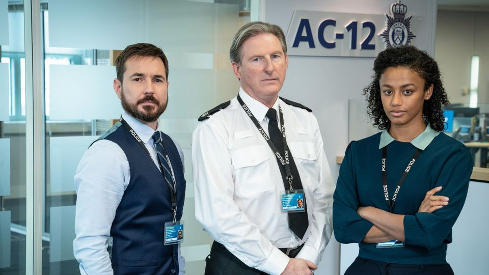 Line of Duty star is 'dream signing' for this year's Strictly Come Dancing